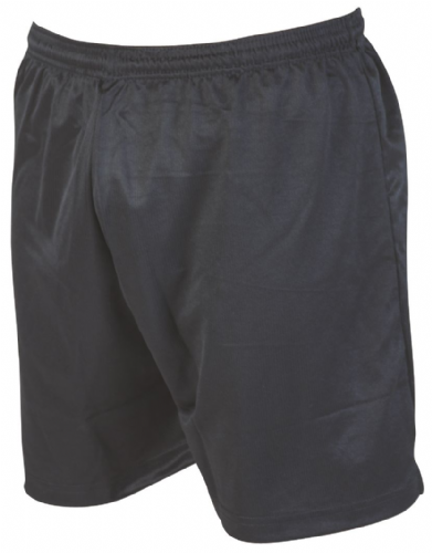 Hawarden High Black PE Shorts
